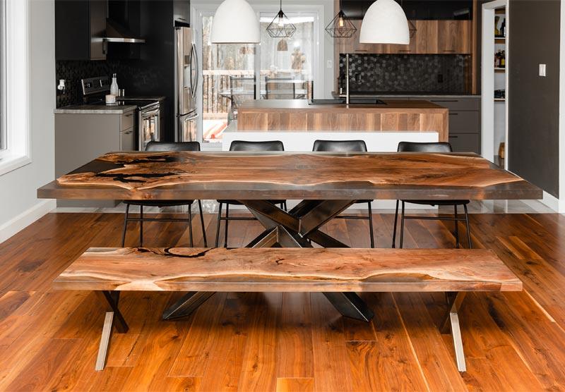 meubles de cuisine concept m rustique