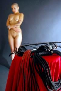 bondage equipment in view