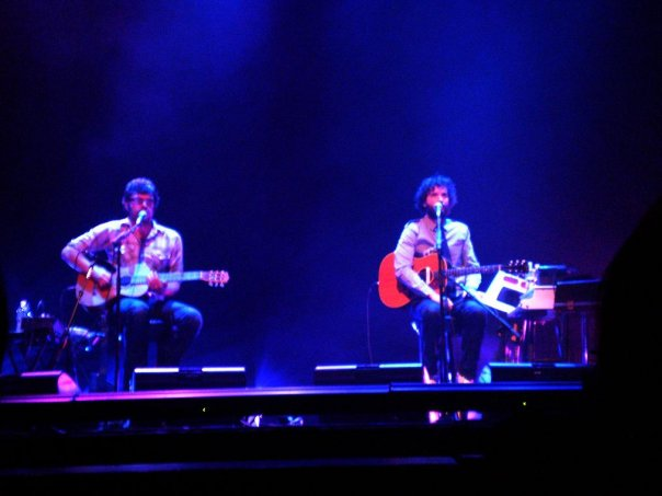 Flight of the Conchords at The Center in Vancouver for Performing Arts on May 10, 2009
