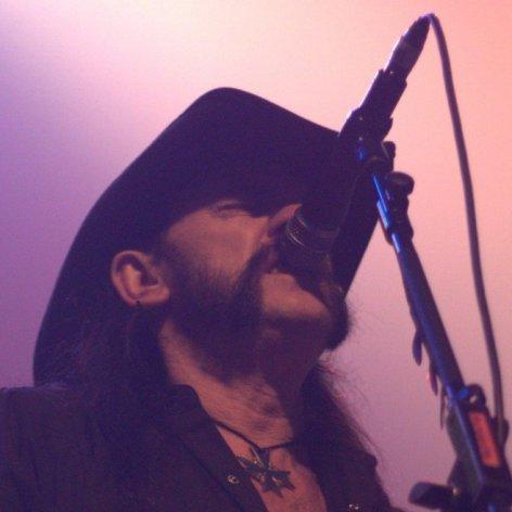 motorhead lemmy kilmister vogue theatre 2009