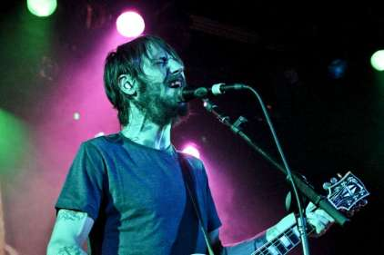 Band of Horses at Commodore Ballroom on September 14 2011 - 3