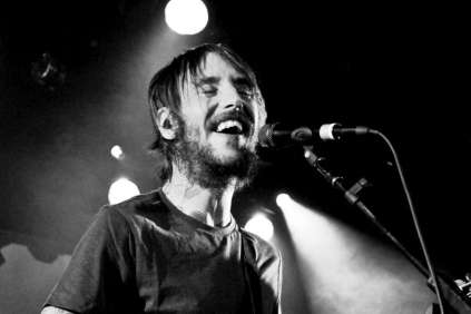 Band of Horses at Commodore Ballroom on September 14 2011 - 15