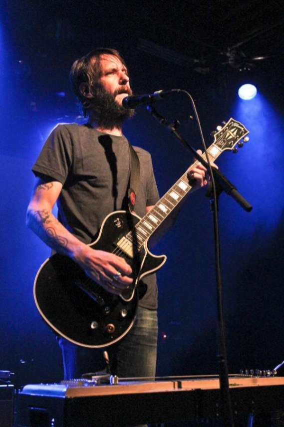 Band of Horses at Commodore Ballroom on September 14 2011 - 17