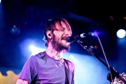 Band of Horses at Commodore Ballroom on September 14 2011 - 26