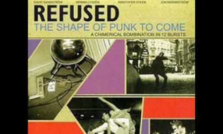 Refused Bring On Sleigh Bells For West Coast Dates