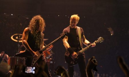 Metallica @ Rogers Arena - August 24th 2012