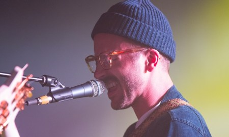 Portugal. The Man performing at The Commodore Ballroom - July 16th 2013