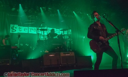 Stereophonics @ The Commodore Ballroom - October 6th 20