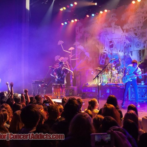 Walk The Moon @ The Vogue Theatre - October 22nd 2013