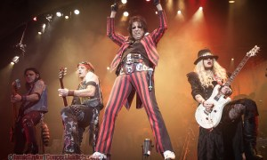 Alice Cooper @ Abbotsford Entertainment & Sports Centre - November 14th 2013
