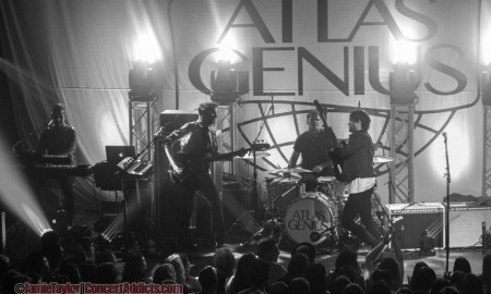 Atlas Genius @ Venue - November 10th 2013