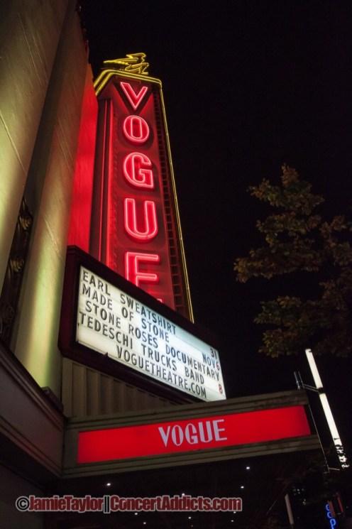 Earl Sweatshirt + Syd Tha Kyd @ Vogue Theatre - October