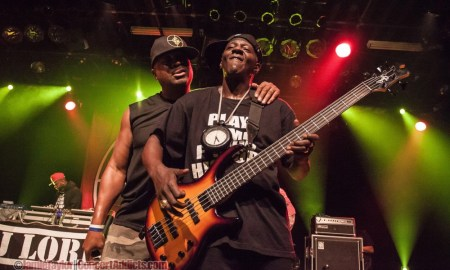 Public Enemy @ The Commodore Ballroom - December 22nd 2