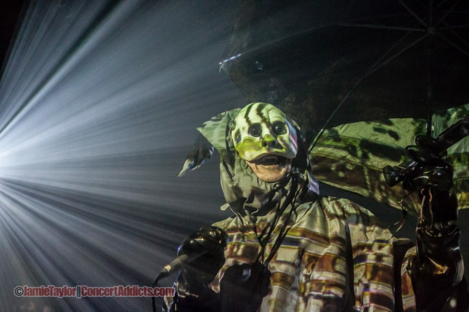 Skinny Puppy @ The Commodore Ballroom - February 28th 2