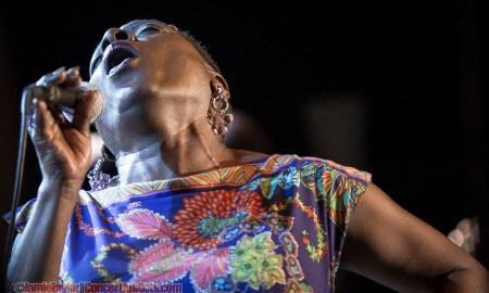 Sharon Jones & The Dap-Kings + James Hunter @ The Comm