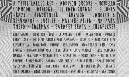 bass coast 2014