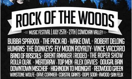 rock of the woods  2014