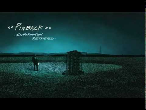 Pinback Set North American Tour