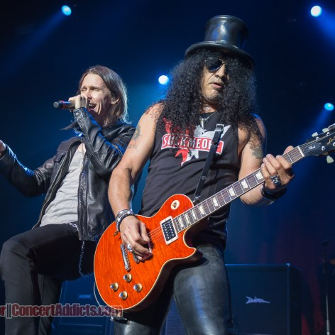 Slash featuring Myles Kennedy and The Conspirators @ Hard Rock C