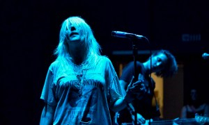 White lung on Day 3 @ Hopscotch Music Festival – September 6th 2014