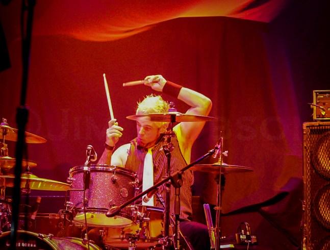 Fozzy @ Newport Music Hall © Jim Robson