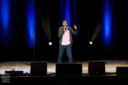 Aziz Ansari @ Odd Ball Comedy & Curiousity Festival © Michael Ford