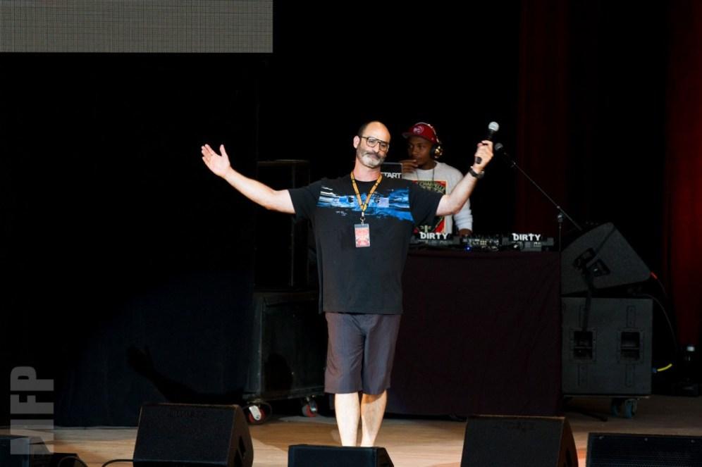 Brody Stevens @ Odd Ball Comedy & Curiousity Festival © Michael Ford