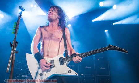 Airbourne @ The Commodore Ballroom © Jamie Taylor