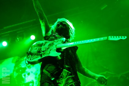 Rob Zombie @ Pain In The Grass © Michael Ford
