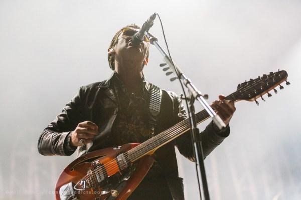 Arctic Monkeys at Calgary X-Fest © Matt Szymkow