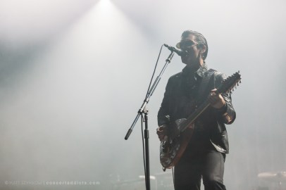 Arctic Monkeys at Calgary X-Fest © Matt Szymkow