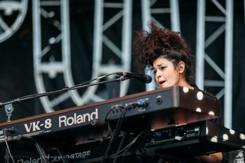 Serena Ryder at Clagary X-Fest © Matt Szymkow