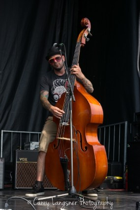 Stinky and the Hotrods at Burlington Ribfest © Carey Langsner