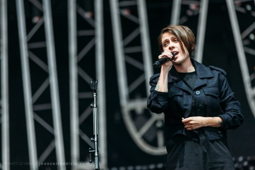 Tegan and Sara at Clagary X-Fest © Matt Szymkow