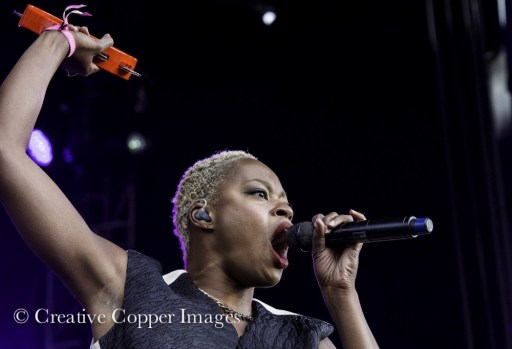 Fitz and the Tantrums @ Sonic Boom Festival © Jennifer McInnis