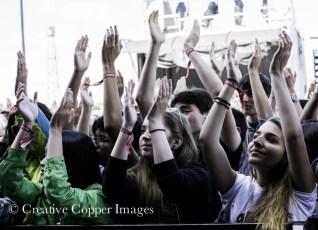 Crowd @ Sonic Boom Festival © Jennifer McInnis
