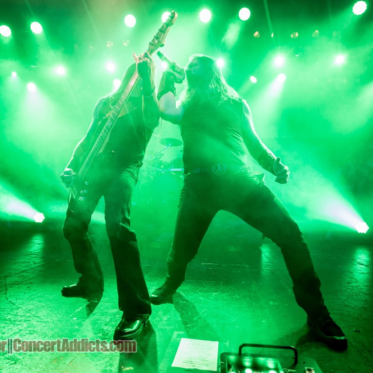 Amon Amarth @ Commodore Ballroom Vancouver © Jamie Taylor