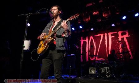 Hozier @ Commodore Ballroom Vancouver © Jamie Taylor