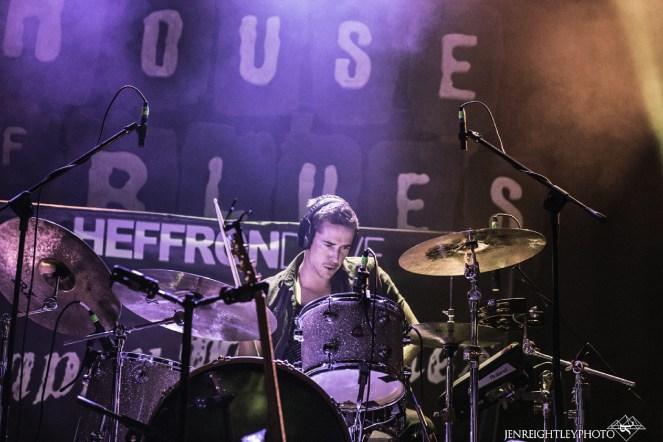 Heffron Drive @ House Of Blues Anaheim © Jen Reightley