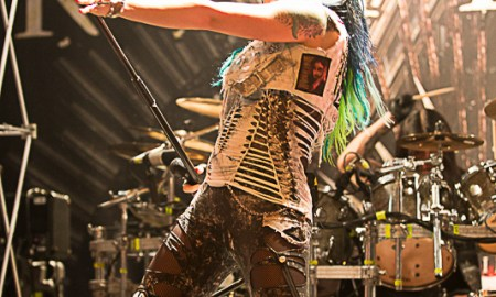 Arch Enemy @ The Commodore Ballroom © Melvin Pastora