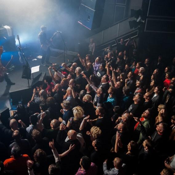 Peter Hook and the Light @ Venue Nightclub © Erik Iversen