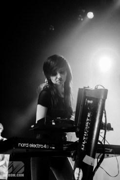 Lights @ MacEwan Hall © J. Dirom