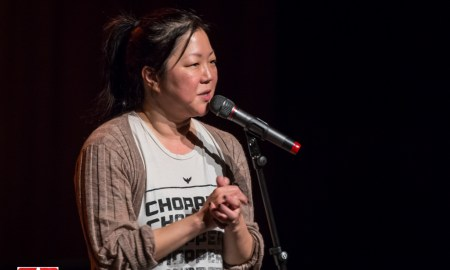 Margaret Cho @ University Of Victoria © Rob Porter