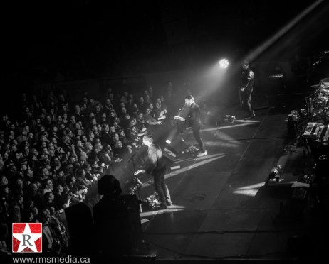 Sam Roberts Band @ The Q Centre © Rob Porter