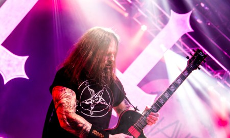 Slayer @ Chevy Bricktown Events Center © Braden Jarvis