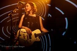 Slowdive @ Commodore Ballroom © Jennifer McInnis
