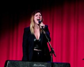 Jillette Johnson @ Rio Theatre © Daniel Young