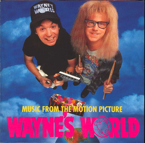 waynes world soundtrack