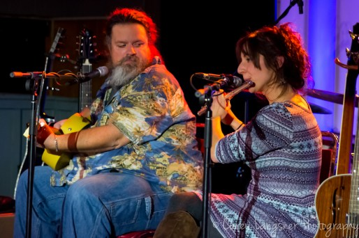Alfie Smith and Nicole Christian CD Release