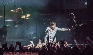 Cage the Elephant @ Deck the Hall Ball 2014 - KeyArena © Jamie Taylor